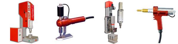 Ultraljudssvets för sammanfogning och skärning av plaster