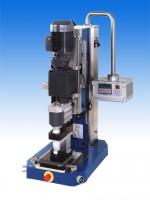 Rotationssvetsmaskin KVT Gigant 2500 / R1 - 3E med proportionalteknik, vägmätningssystem och datagränssnitt.