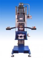 Rotationssvetsmaskin KVT M4000 / R1 - 7E för vinkel optimerad svetsning av detaljer med en diameter på ca. 90 -150 mm